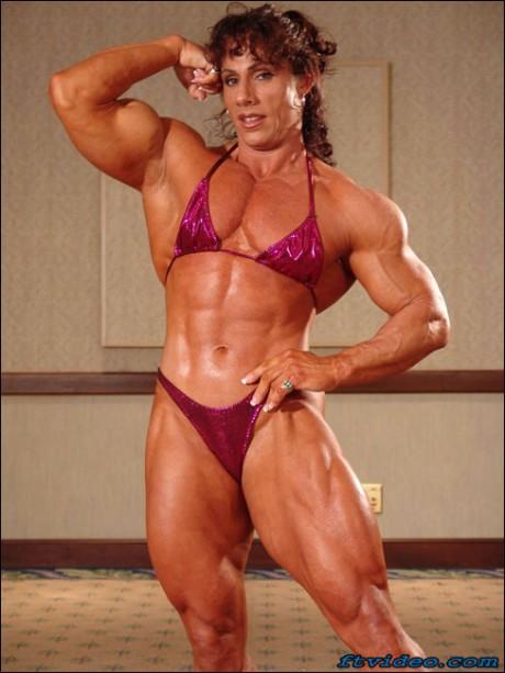 hot strong women nude